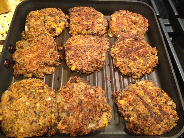 Veggie Burgers for Dummies
