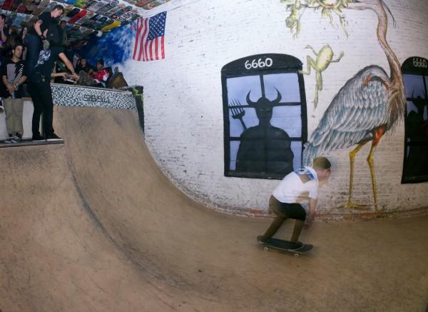 660 Skate Ramp