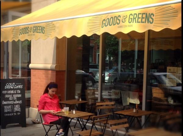 Goods & Greens