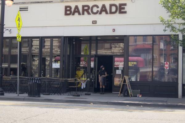 Barcade Jersey City