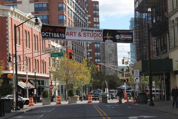 Jersey City Art & Studio Tour