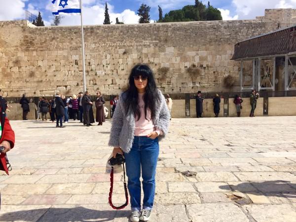 ChicpeaJC goes to Tel Aviv