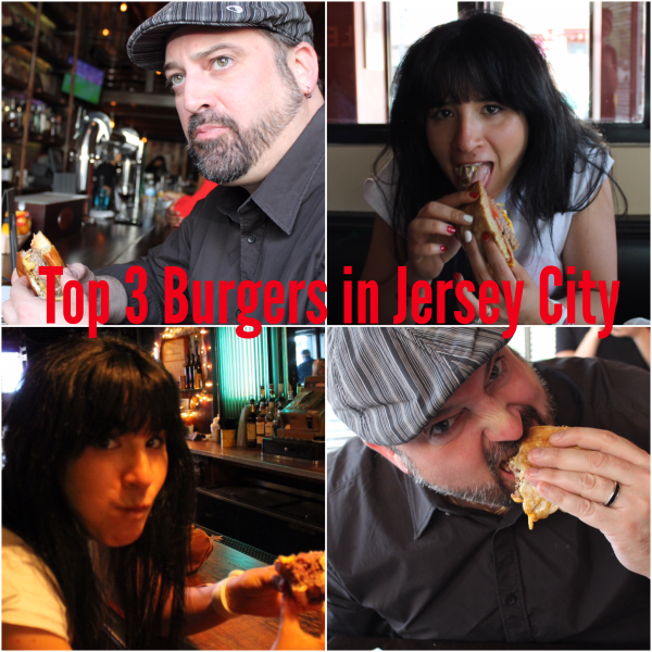 Top 3 Burgers in Jersey City
