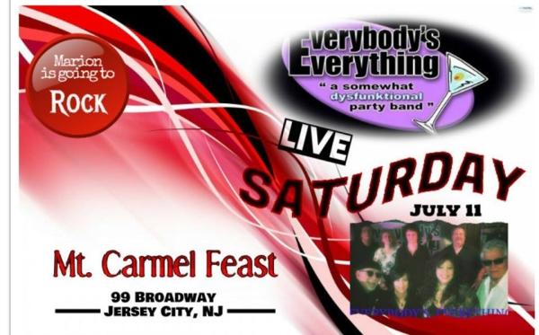 Mt. Carmel Feast