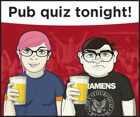 Geeks Who Drink Quiz Night at Pint