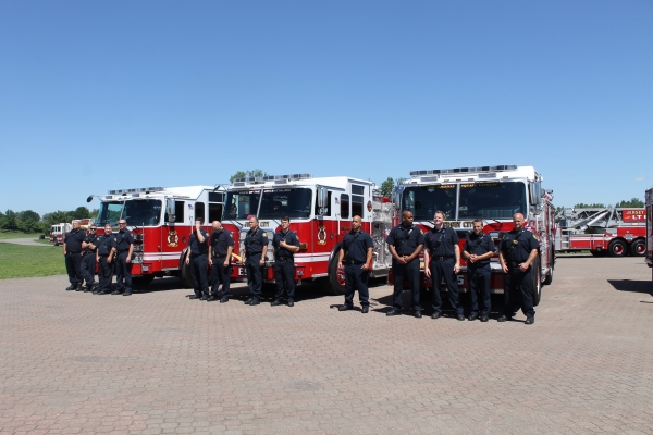 The JCFD Unveils 6 New Fire Department Vehicles!