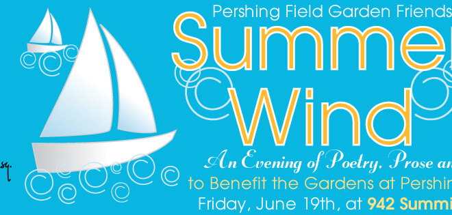 Summer Wind – An Evening of Poetry, Prose and Song Benefit