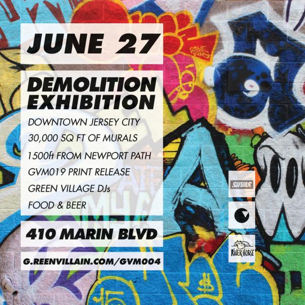 Demolition Exhibition at Pep Boys