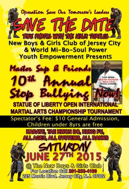 10th Annual Anti-Bullying Tourney