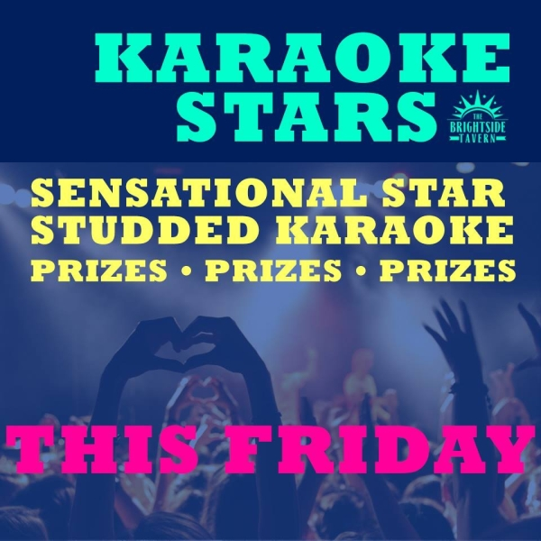 Karaoke Sensational Star-Studded Karaoke