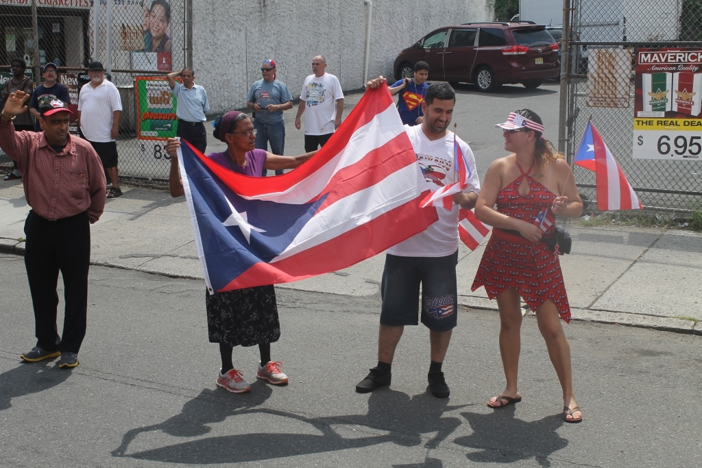 58th Annual Jersey City Puerto Rican Day Festival + Parade