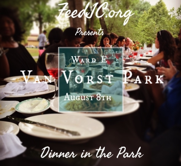 Dinner in The Park- Preserving Culture Through Food