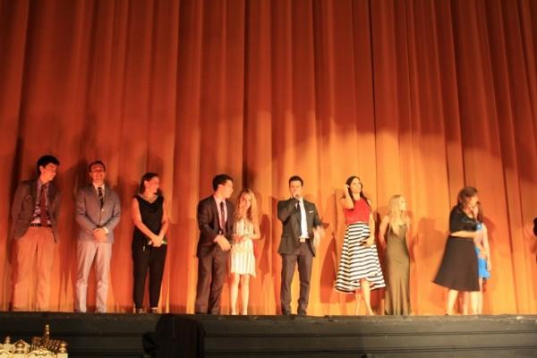 Golden Door Film Festival Opening Night