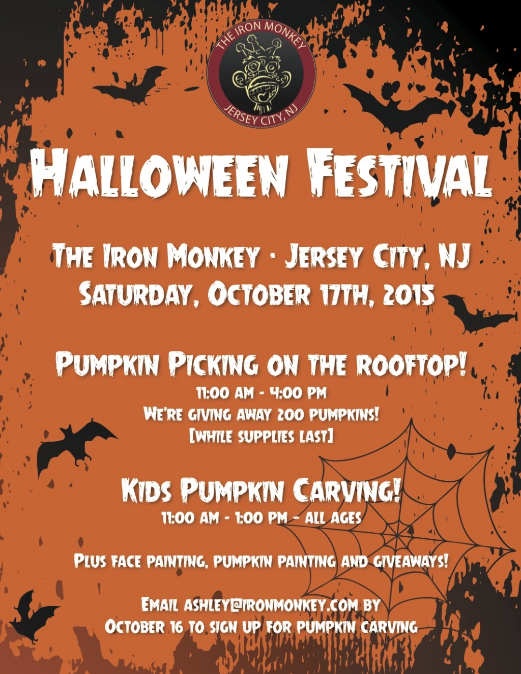kids halloween festival chicpeajc