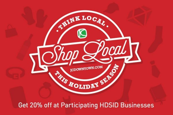 Shop Local with 20% off at Participating HDSID Businesses!