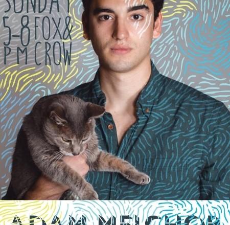 Live Music at Fox and Crow: Adam Melchor