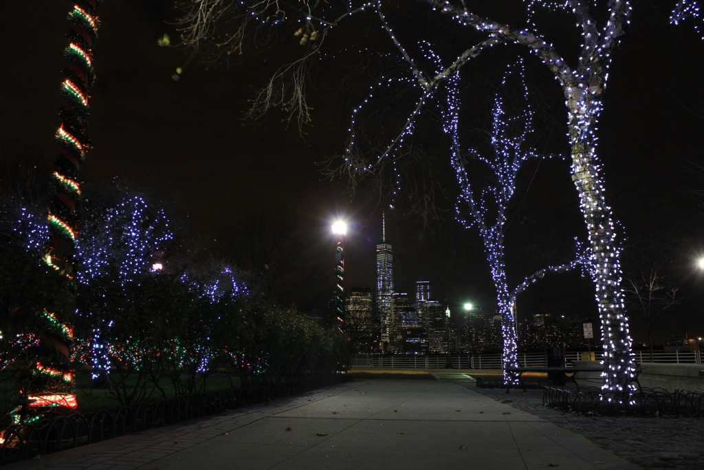 Top Things to do in Jersey City for Christmas!