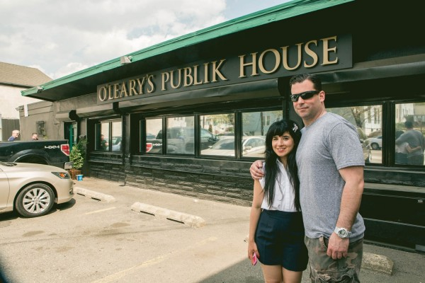 New Year's Eve at O'Leary's Publik House