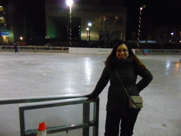 Ice Skating in Jersey City