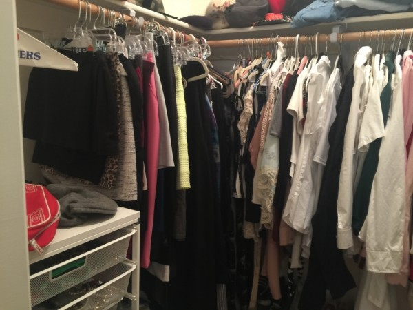 Inside Chicpea's Closet: The Purge