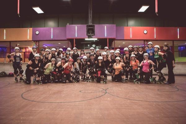 Garden State Rollergirls