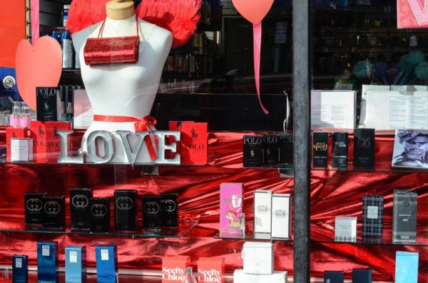 Valentine's Day Reminders: Shop Local on Central Ave.