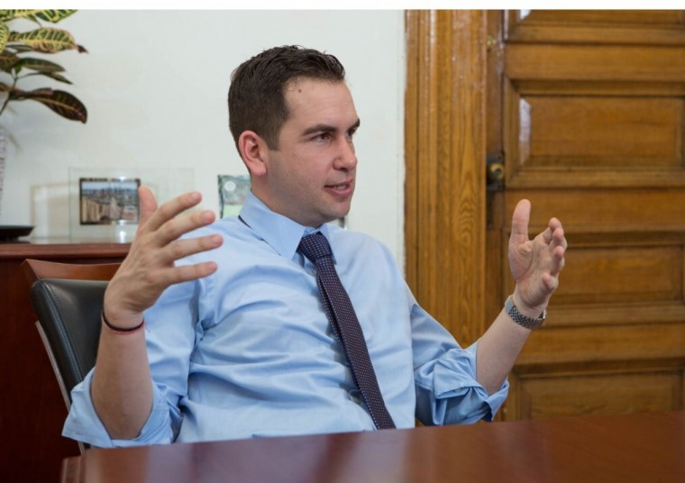 Mayor Fulop focuses construction, neighborhood redevelopment, and safety in 2016 State of the City Address