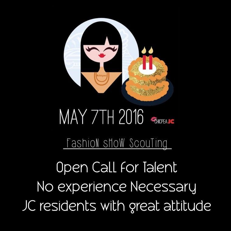 Open Call for Talent