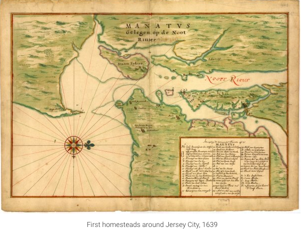 Let's Explore: The Geography of Jersey City