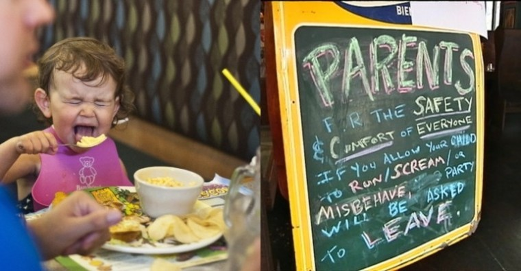 Children: The Death of Fine Dining