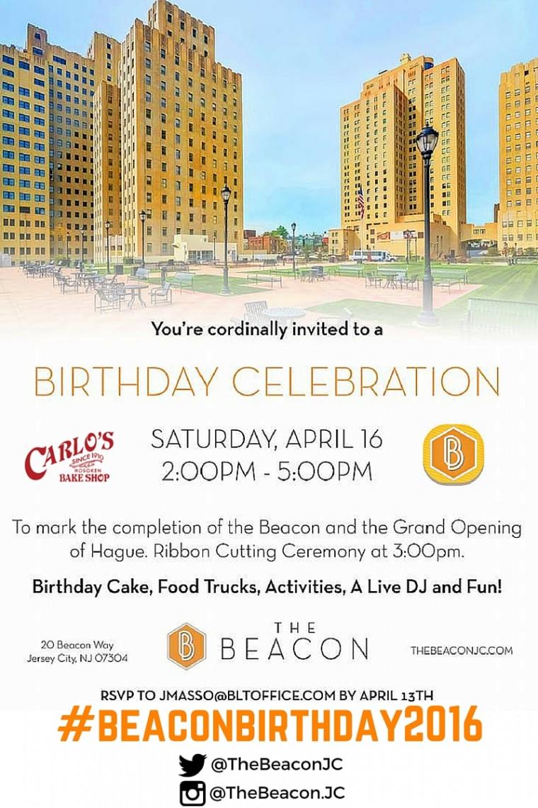 The Beacon Birthday Block Party!