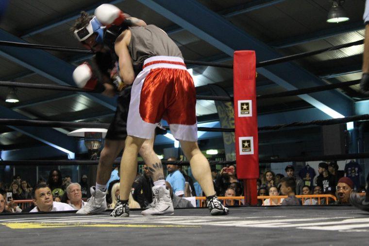 NJ Golden Gloves Tournament 2016