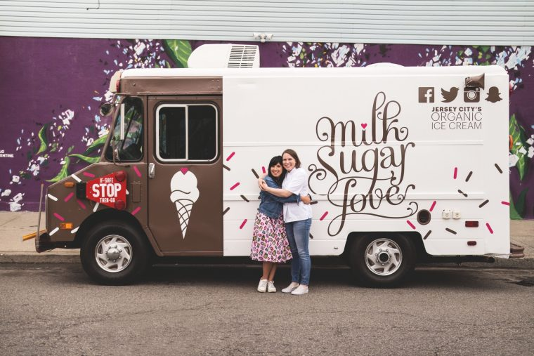 The Milk Sugar Love Truck