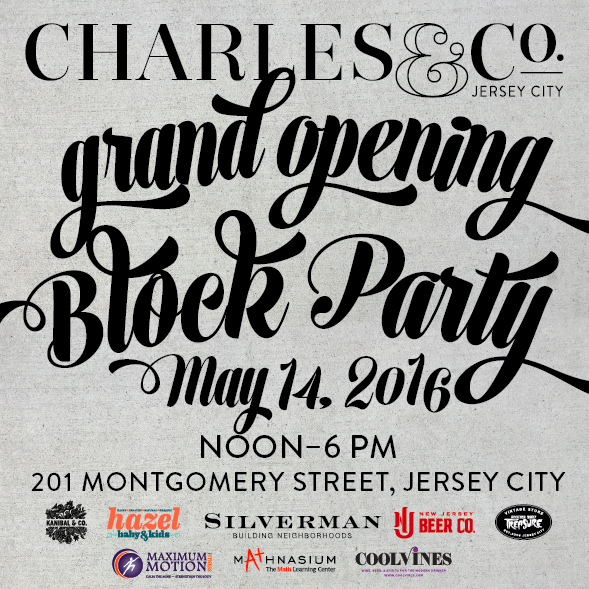Charles & Co. Block Party