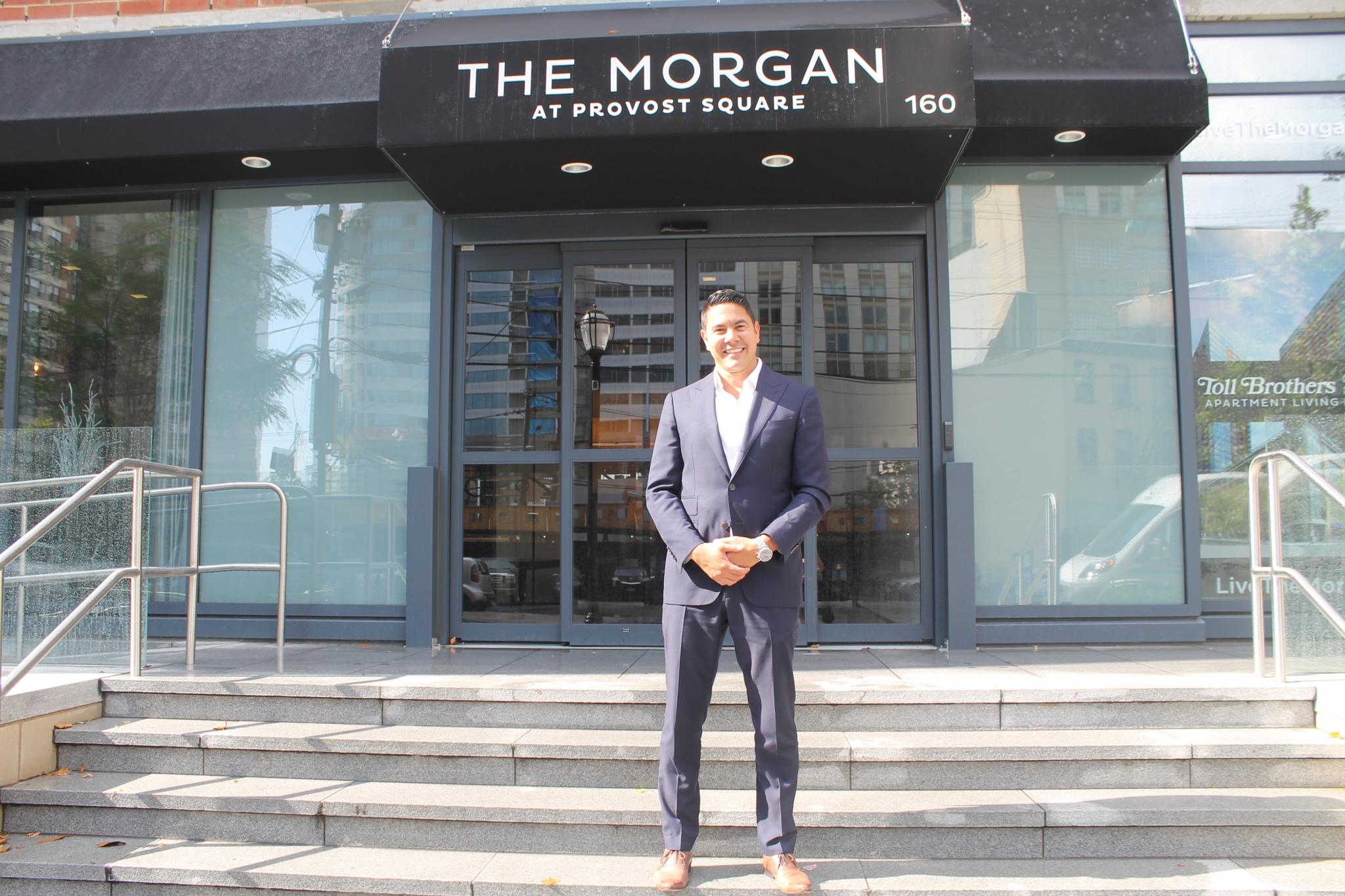 The Morgan Apartments Jersey City
