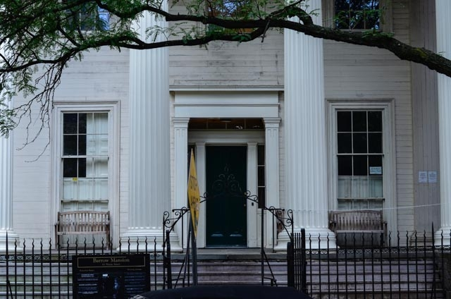 Barrow Mansion