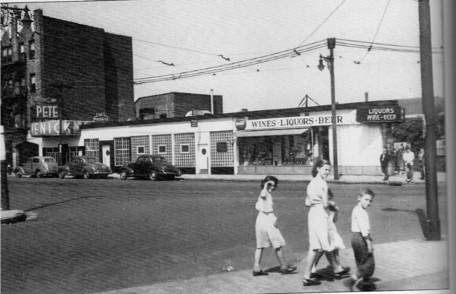 Journal Square: Then and Now
