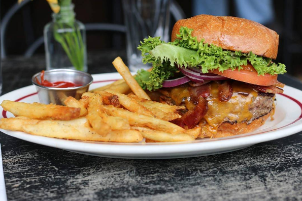 5 Burgers To Try in Jersey City