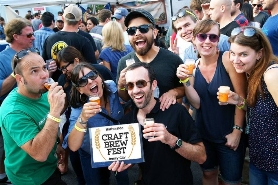 Jersey City Harborside Craft Brew Fest