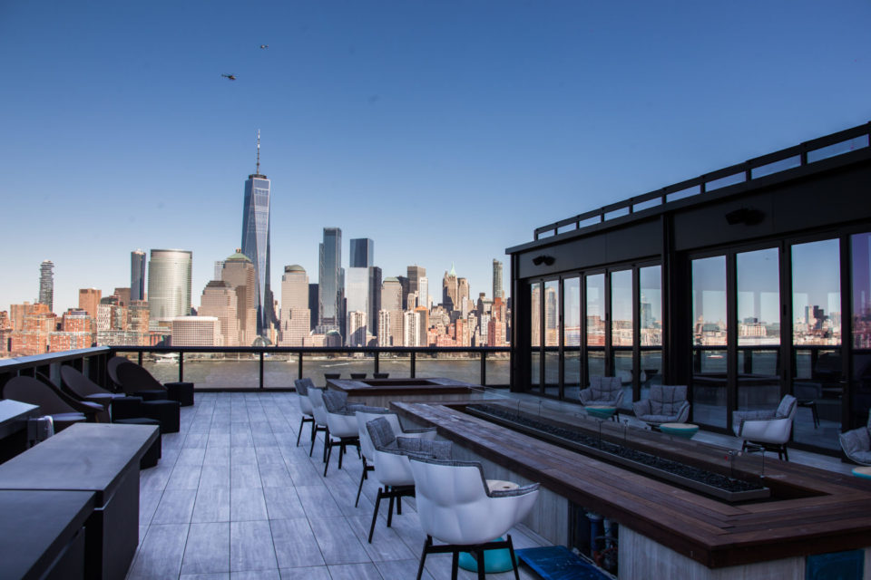 The Grand Opening of Rooftop XP at The Hyatt House JC
