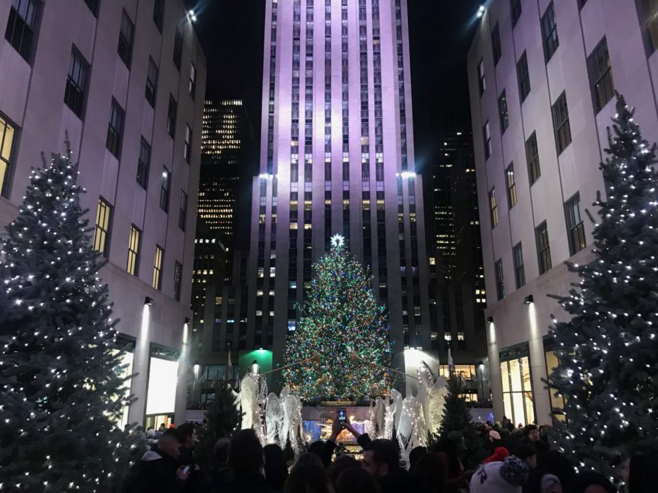Top 10 Spots to Visit in NYC During the Holiday Season