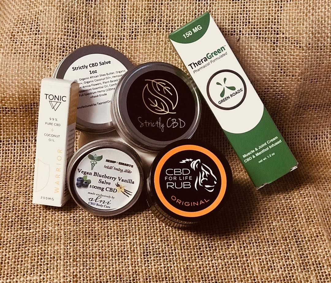 Where to Get CBD Supplements in JC