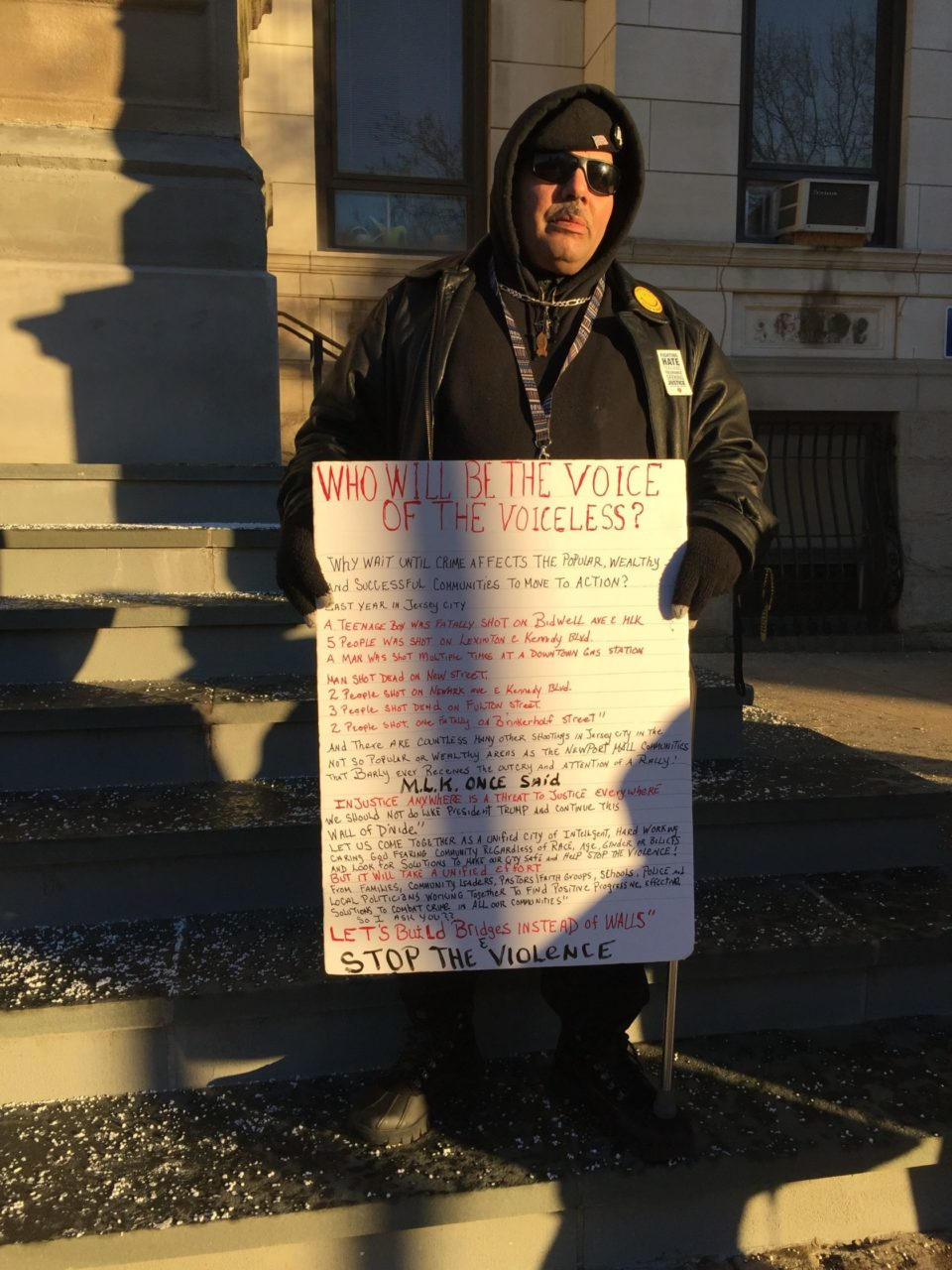 A Call to Action: Jersey City's Gun Violence Epidemic