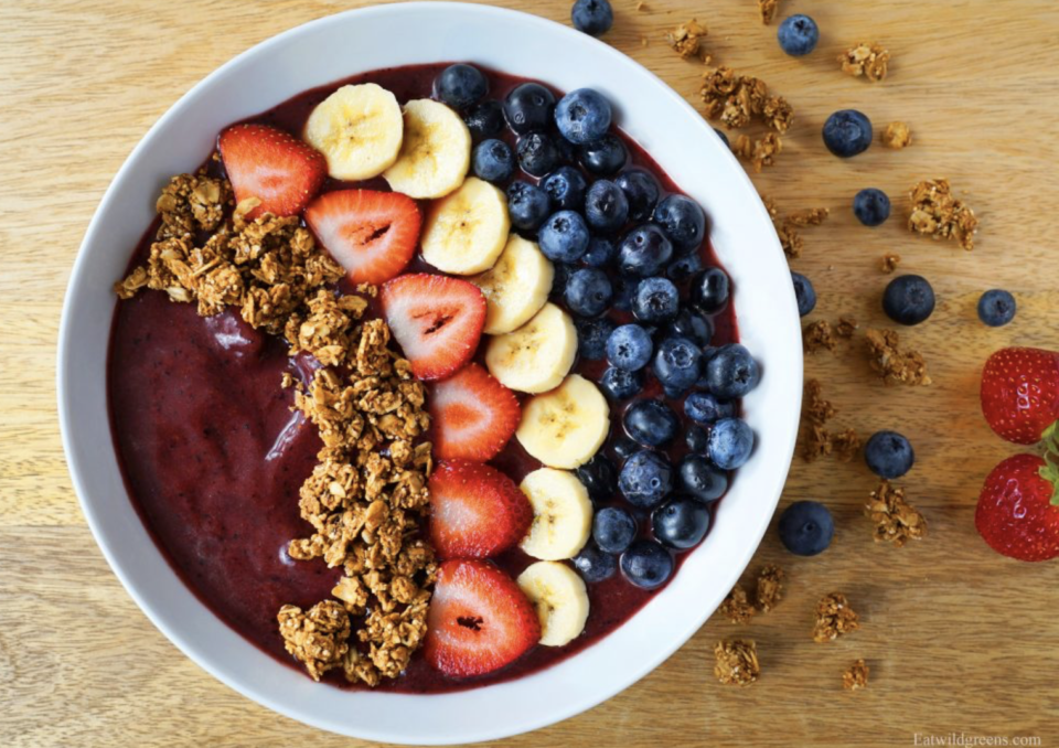 Best Spots for Smoothie Bowls in the Jersey City area