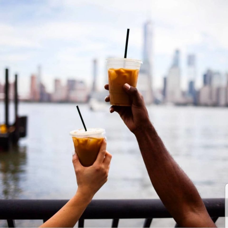 Top 10 Iced Coffees + Tea Lattes in Jersey City