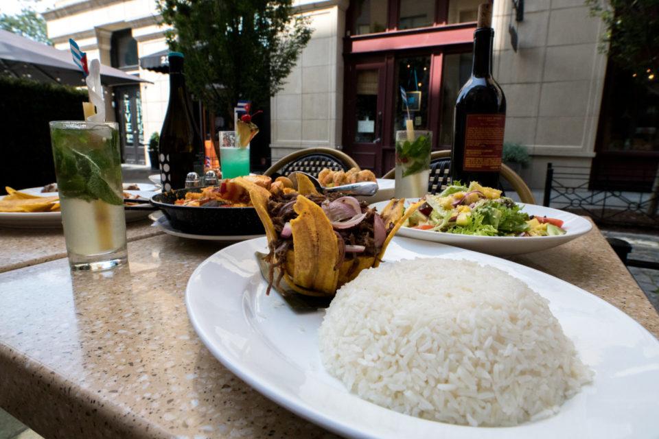 5 Spots for Al Fresco Dining