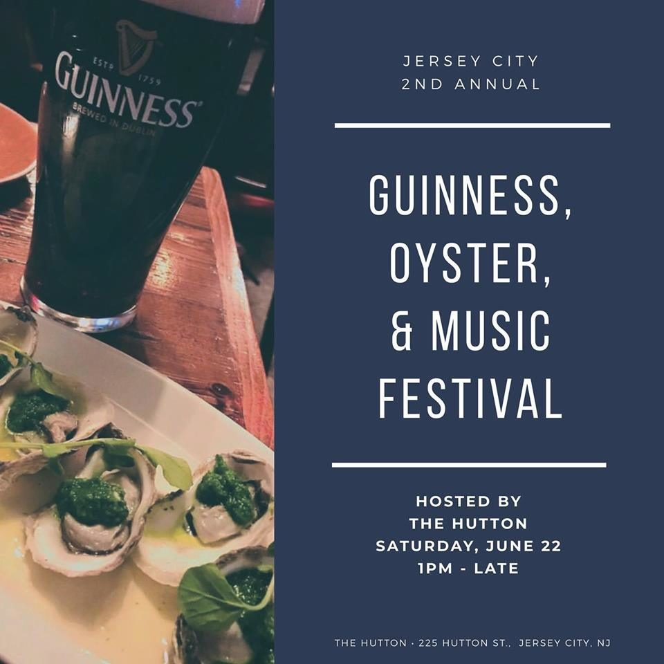 The Hutton's Guiness, Oyster, and Music Festival