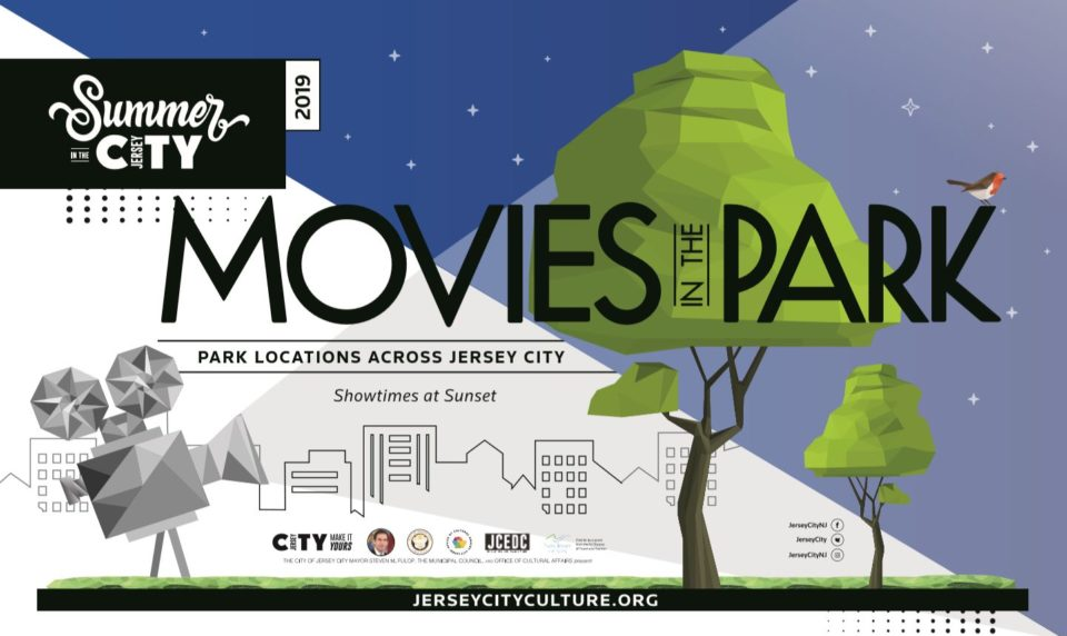 Movies in the Park is back!