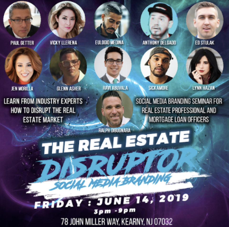 The Real Estate Disruptor