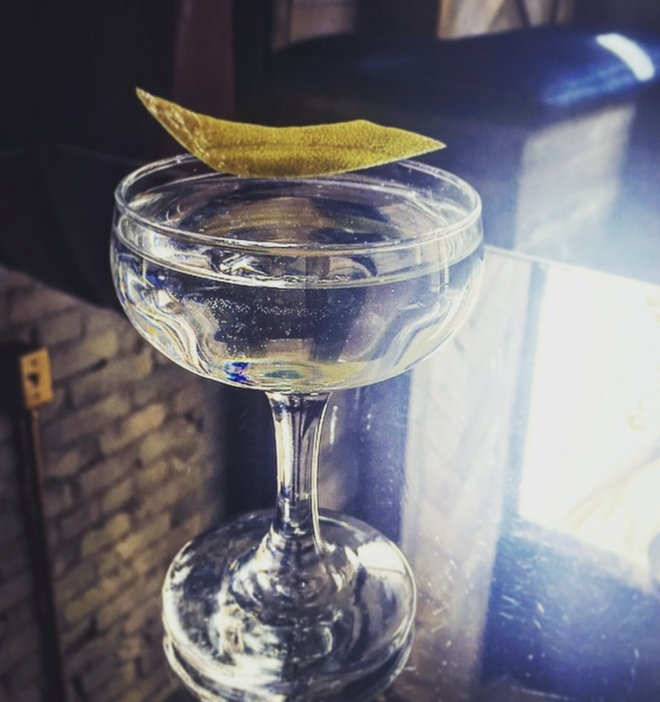 6 Spots for Martinis in Jersey City